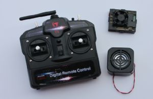 Taigen 2.4 GHz digital control/transmitter package